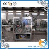 Máquina de relleno en botella automática de la planta del agua mineral