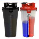 Agitador de proteínas de plástico de 700 ml Cup (R-S059)
