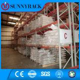 76.2 피치 Dexion 중국 공급자에게서 표준 창고 금속 저장 선반