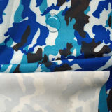 PU beschichtetes gedrucktes Militäruniform-Gewebe des Twills Oxford
