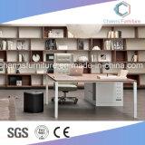 現代机のオフィス用家具木マネージャ表