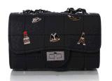 Nuovo cuoio dell'unità di elaborazione del sacchetto di spalla delle signore di disegno (BDMC154)