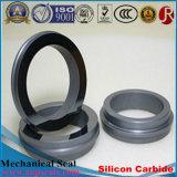 Anel do selo do carboneto de silicone para o selo mecânico