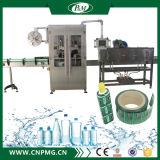 Plastikflasche Belüftung-Kennsatzshrink-Hülsen-Etikettiermaschine