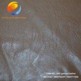 PU-Kleid-Gewebe des synthetischen Leders Fac23