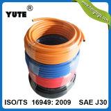 Tuyaux d'air en caoutchouc de compresseur bleu et rouge de produit chaud