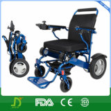 Handicappati che usando prezzo portatile della sedia a rotelle elettrica di piegatura