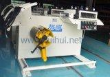 Decoiler 기계를 가진 직선기 있는 백업 Rolls (RUS-400F)가