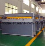 Tipo mecânico tesoura da guilhotina, máquina de corte pequena Q11-4*2500