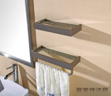 Edelstahl 304, der Belüftung-Badezimmer-Tür-Entwurf hängt
