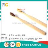 China-Bambusborste-harte Borste-Zahnbürste