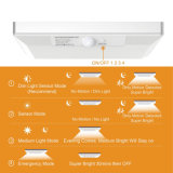 48의 LED 태양 에너지 LED 가벼운 IP65는 정원 옥외 운동 측정기 벽 빛을 방수 처리한다