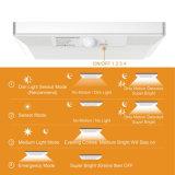La energía solar LED IP65 ligero de 48 LED impermeabiliza la luz al aire libre de la pared del sensor de movimiento del jardín