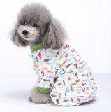 Mignon pyjamas de chien de poissons/Vêtements Jumpsuit