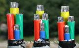 Câble d'alliage d'aluminium de gaine de PVC d'isolation de Zc-Tc90 (- 40) XLPE