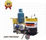 アスファルト心配の機械装置の道ハイウェイのひびのシーリング機械