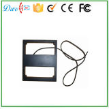 Leitor de RFID de 1 metro de longo alcance de 125kHz RS232 para cartão de identificação ID Controle de acesso Porta de embalagem do carro Em4100 Chave chave compatível Keyfob