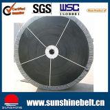 Gummiförderband (CC/NN/EP/PVC/PVG/Steel Netzkabel) für Kohlenbergbau, Kanäle, Metallurgie