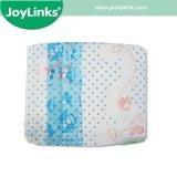 남녀 공통 처분할 수 있는 아기 기저귀 PE 테이프 PE 필름 소프트 터치 작은 접시