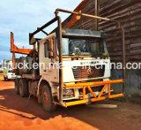 로그 트럭 가봉, 대중 말레이지아! SHACMAN 로그 트랙터