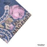 Alineada floral maxi ocasional del algodón de la manera de las mujeres de Srta. You Ailinna 102623
