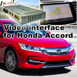 Voiture de l'interface vidéo pour 2016 ou version ultérieure Honda Civic Accord etc, Android et 360 Panorama de la navigation arrière en option