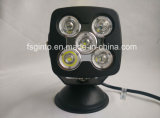 Luz de trabalho de 6 polegadas CREE LED para 4 × 4, ATV, SUV, UTV, caminhão, reboque, empilhadeira, barco