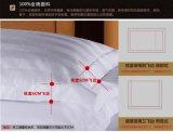 Baumwollweißer Hotel-Kissenbezug, Luxuxstreifen-Baumwolle Pillowcover