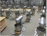 Misturador planetário do bolo da padaria do misturador de alimento do equipamento comercial da padaria