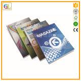 Farbenreiches Papiereinbandes verbindliches Zeitschriften-Drucken, Druckservice