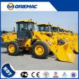 판매를 위한 중국 사람 4 톤 Xcm 바퀴 로더 Lw400k