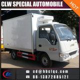 الصين [غود قوليتي] صغيرة [جك] [3تون] يجمّد صندوق شاحنة [إيس كرم] شاحنة
