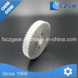 Подгонянная алюминием шестерня шпоры зубчатого колеса коробки передач на различное машинное оборудование 2