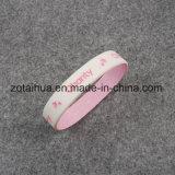 Оптовая торговля сувенирной Healthly силиконовый браслет