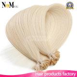 Ursprüngliches Haar-italienisches Keratin Neitsi U Spitze-Keratin-Haar-heißes Schmelzverfahrens-Menschenhaar