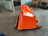 Caçamba de lama a escavação balde para a Hitachi ZX135 com Adaptador Ms10