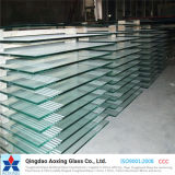 端ひくか、またはパターンが付いている新しい強くされたか、または和らげられた絹印刷されたガラス