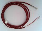 밀 에서 연결 케이블 (TM1101)를 가진 저항 온도 센서
