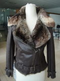 Lady's Fashion Jacket (JB61005)
