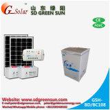 108 L REFRIGERADOR DC solar para uso doméstico