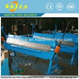 Máquina de dobramento do metal com construção simples e operação fácil