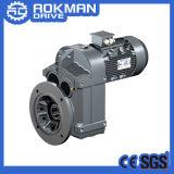 F-Serien-Ähnlichkeits-Welle-Elektromotor-schraubenartiges Getriebe