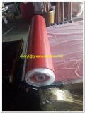 500psi tapis en caoutchouc rouge feuilles/ Tapis de sol/ épaisseurs de draps/plaque