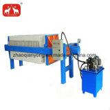 Macchina automatica idraulica della filtropressa di tiro Hpyl-870