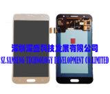 Schermo dell'affissione a cristalli liquidi di tocco del telefono mobile per il display a cristalli liquidi della galassia J5 di Samsung per lo schermo tagliato rimontaggio