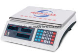 Scala elettronica automatica di vendita calda Dh-870 del punto LCD/LED