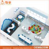Guangzhou-Fabrik-Kindergarten-hölzernes Material scherzt Speichermöbel-Preis