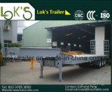 Semi Aanhangwagen 12m van Lowbed