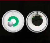 Illuminez les badges de boutons acryliques