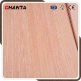 4*8 Material Choupo Recon verniz vermelho Recon folheado de castanha